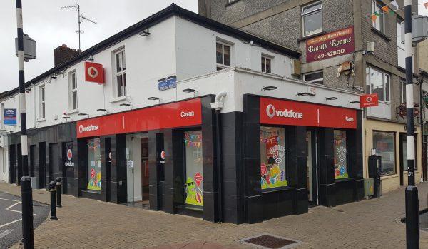 Vodafone Cavan Store Exterior