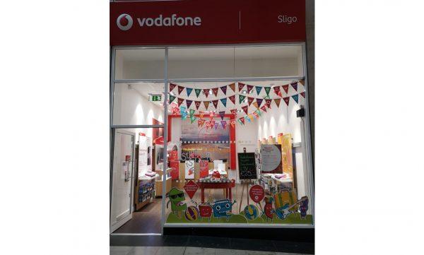 Vodafone Sligo Store Exterior